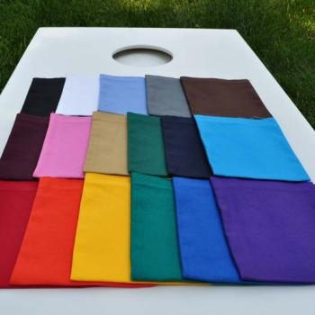 Unfilled Cornhole Bags