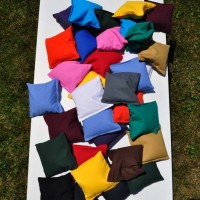 Assortment of Cornhole Bags